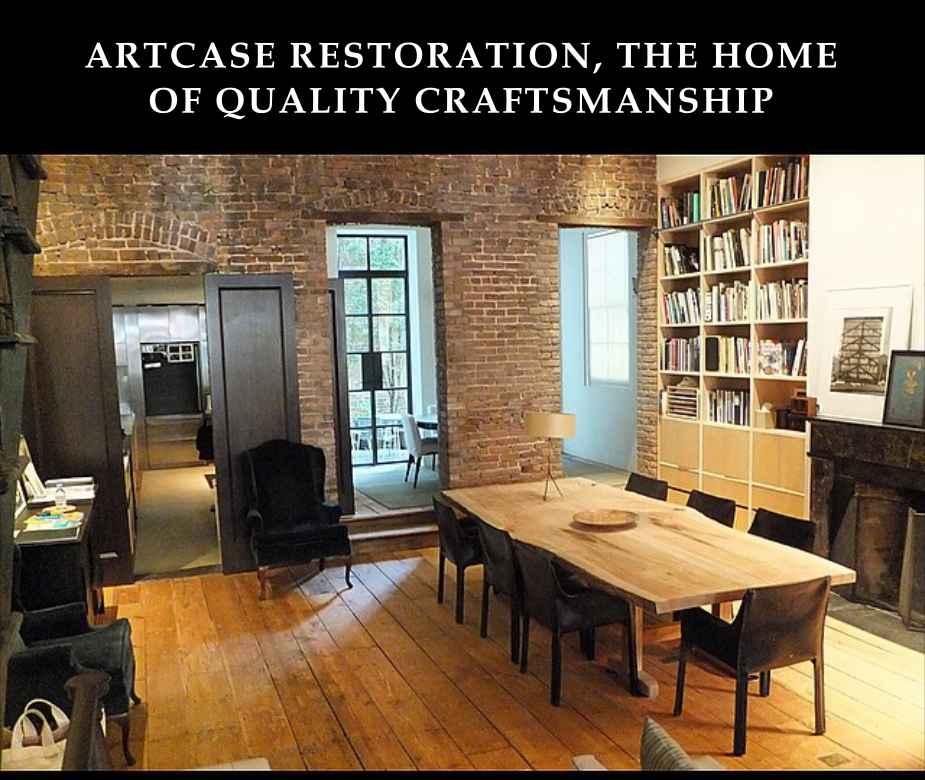 Artcase restoration